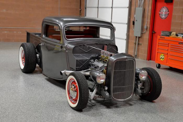 1936 Ford Hotrod Pickup