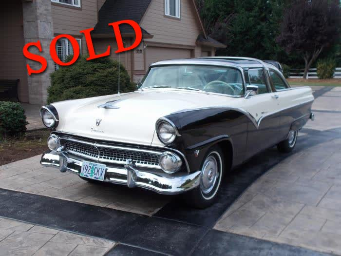 1955 Ford Crown Victoria <font color=red>*SOLD*</font color>