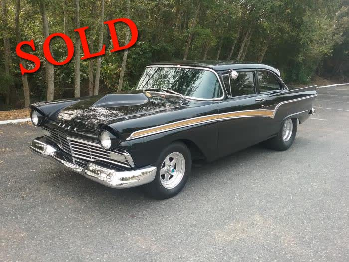1957 Ford Custom 300 <font color=red>*SOLD*</font color>