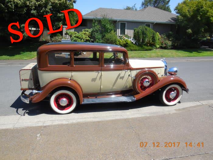 1933 Chrysler CO6 <font color=red>*SOLD*</font color>