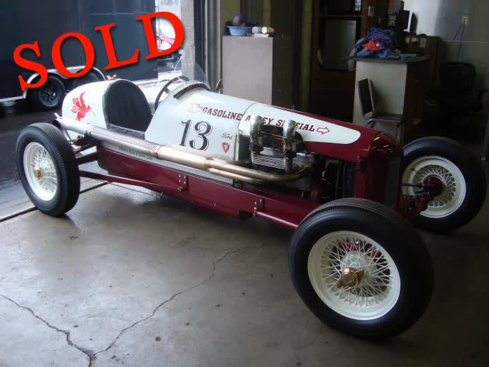 1928 Tribute Indy 500 Race Car <font color=red>