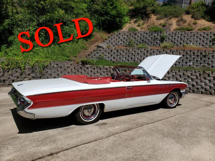 1961 Buick Invicta Convertible <font color=red>*SOLD*</font color>