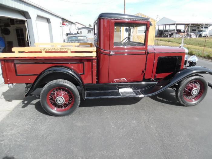 1932 Chevrolet Pickup Stock