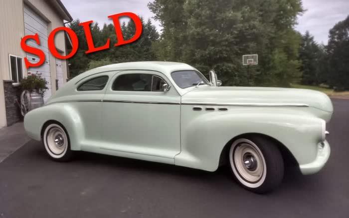 1941 Buick Sedanette <font color=red>*SOLD*</font color>
