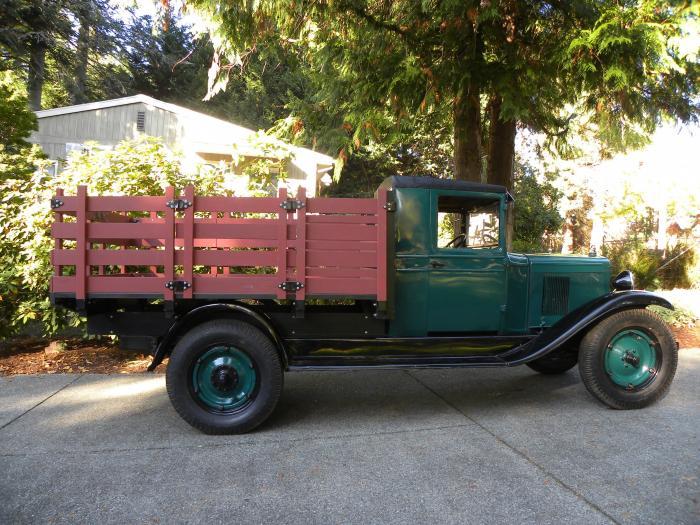 1929 Chevrolet International Flatbed