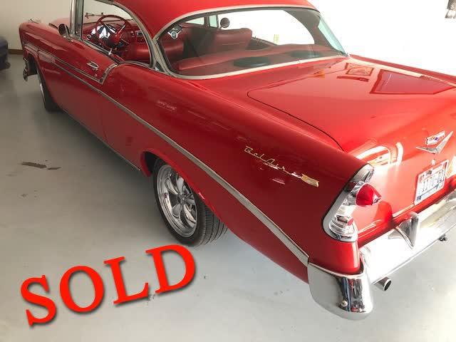1956 Chevrolet Bel Air Hard Top <font color=red>*SOLD*</font color>