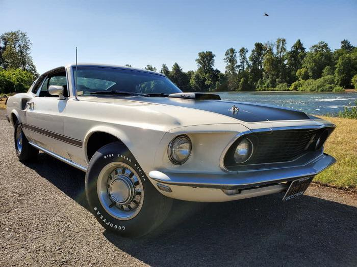 Classified Ads - Classic Cars For Sale - 1969 Ford Mustang