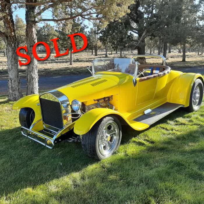 1927 Ford Roadster <font color=red>*SOLD*</font color>
