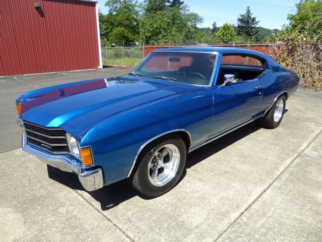 1972 Chevrolet Chevelle Sport Coupe