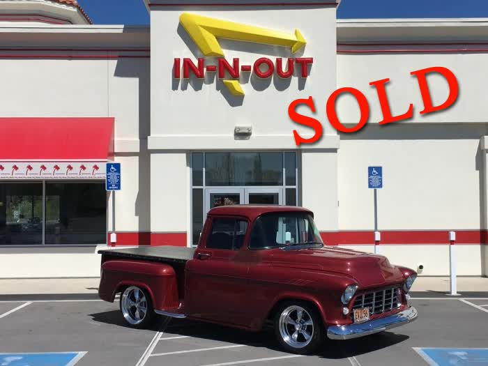 1956 Chevrolet 3100 Short Bed <font color=red>*SOLD*</font color>