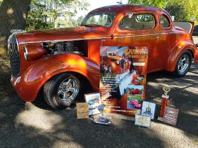 1938 Plymouth Rumble Seat Hemi Coupe