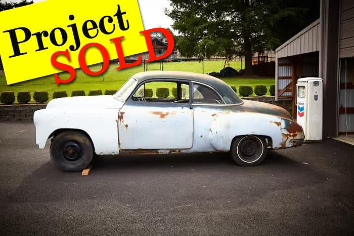 1949 Chevrolet Styleline Deluxe <font color=red>*SOLD*</font color>