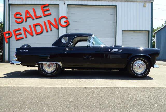 1956 Ford Thunderbird <font color=red>*SALE PENDING*</font color>