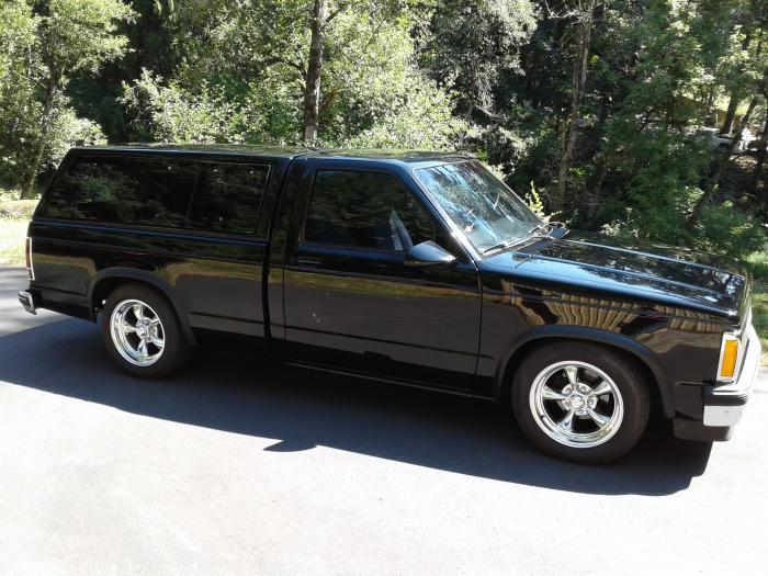 1982 Chevrolet S-10 Tahoe Shortbed