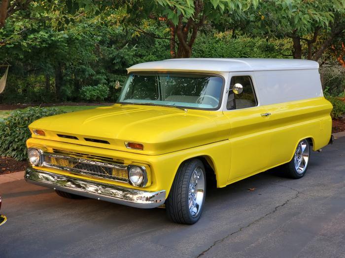 1966 Chevrolet Suburban Delivery