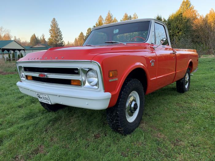 1968 Chevrolet CK20 4X4