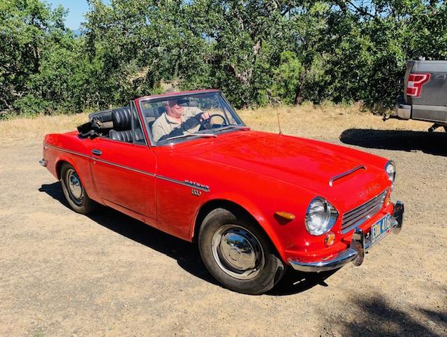 1969 Datsun 1600 Fair Lady