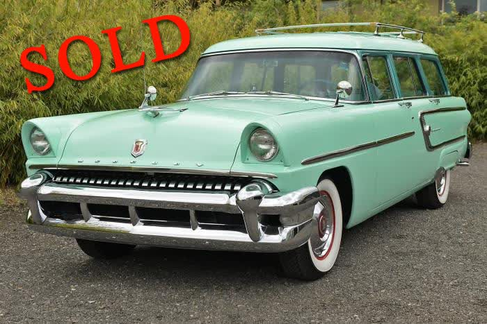 1955 Mercury Wagon - Show Quality <font color=red>*SOLD*</font color>