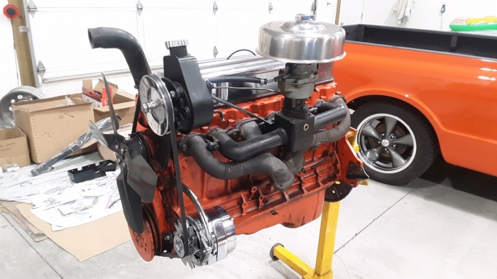 Chevrolet 235 Motor