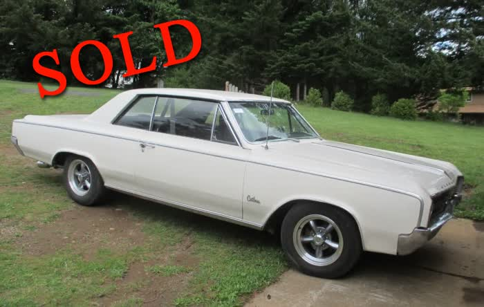 1964 Oldsmobile Cutlass <font color=red>*SOLD*</font color>