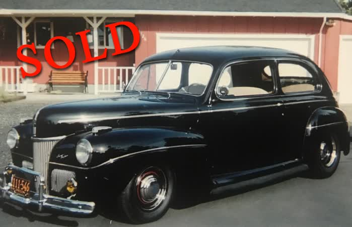 1941 Ford Super Deluxe 2 Door Sedan <font color=red>*SOLD*</font color>