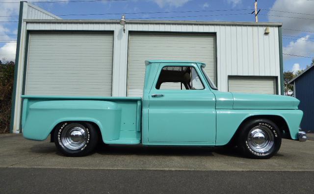 1964 GMC C10 1/2 Ton Short Box, Step Side Pickup