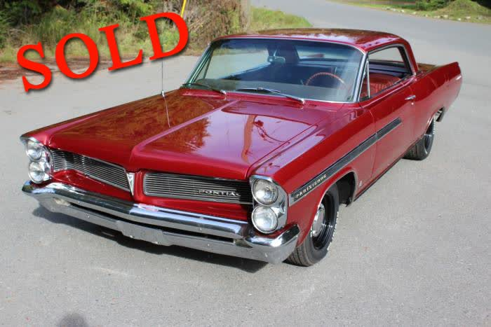 1963 Pontiac Parisienne <font color=red>*SOLD*</font color>