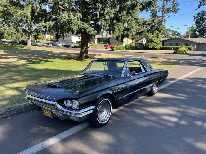 1964 Ford Thunderbird (Rare)