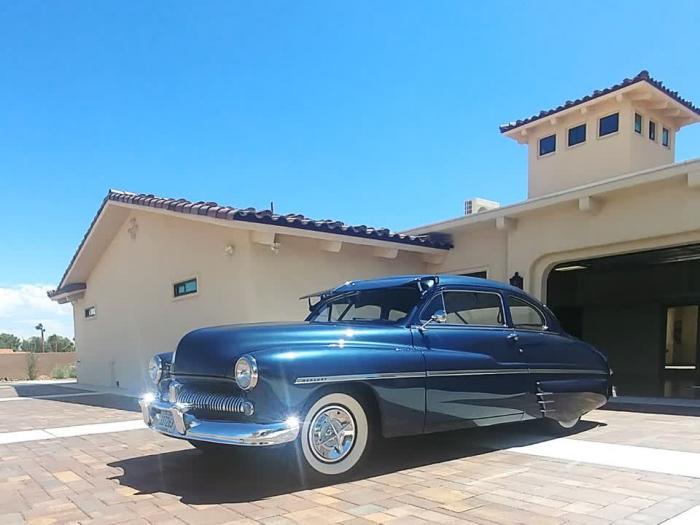 1949 Mercury Mild Custom Coupe