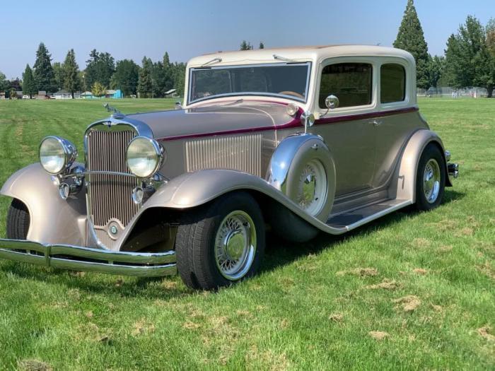 1932 Dodge Victorian 2 Door Coupe