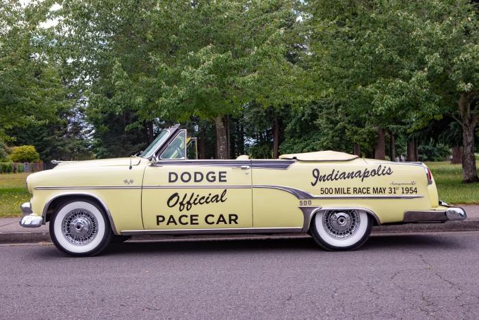 1954 Dodge Royal 500 Convertible Unrestored Original, 64K Miles