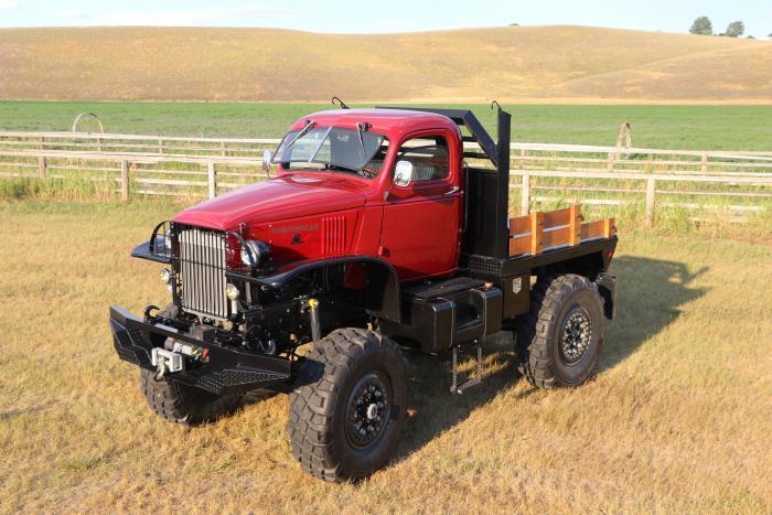 1942 Chevrolet Military Truck (Frankenstein)