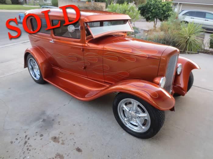 1930 Ford Sedan Street Rod Pro Tour <font color=red>*SOLD*</font color>
