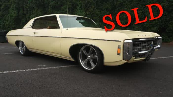 1969 Chevrolet Impala <font color=red>*SOLD*</font color>