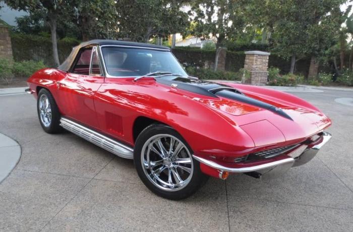 1967 Chevrolet Corvette Convertible Resto Mod