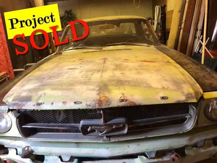 1964 1/2 Ford Mustang Coupe <font color=red>*SOLD*</font color>