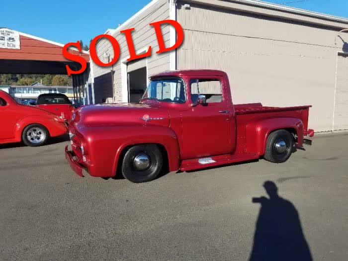 1956 Ford Pick Up <font color=red>*SOLD*</font color>