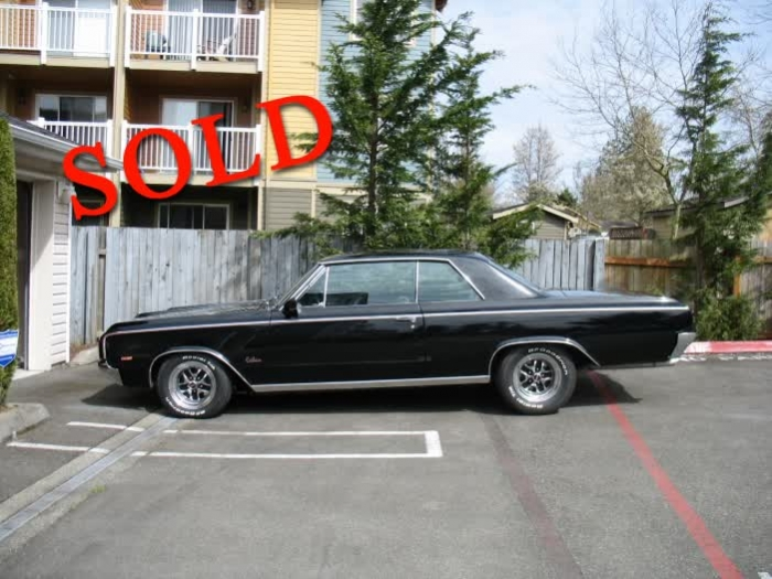 1964 Oldsmobile Cutlass 442 Holiday Coupe <font color=red>*SOLD*</font color>