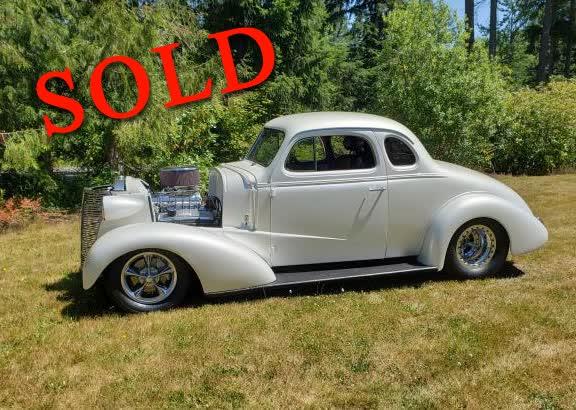 1938 Chevrolet Coupe <font color=red>*SOLD*</font color>