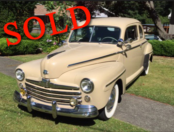 1948 Ford Club Coupe <font color=red>*SOLD*</font color>