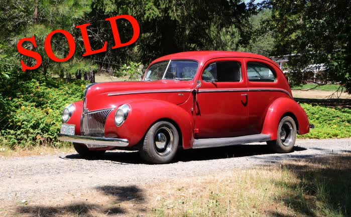 1940 Ford Sedan 2 Door Standard <font color=red>*SOLD*</font color>