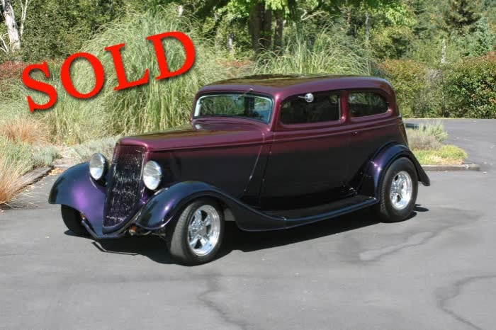 1934 Ford Cars for Sale