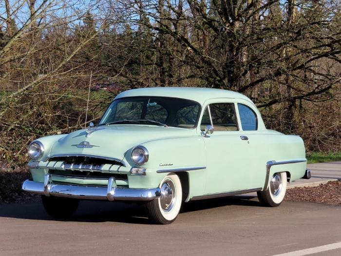 1953 Plymouth Cambridge
