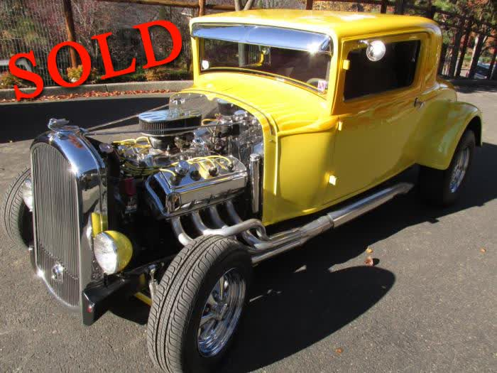 1931 Plymouth Coupe Street Rod <font color=red>*SOLD*</font color>