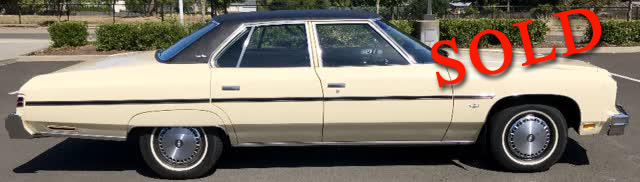 1976 Chevrolet Caprice Classic Like New Condition <font color=red>*SOLD*</font color>