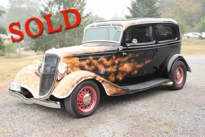 1934 Ford Sedan <font color=red>*SOLD*</font color>