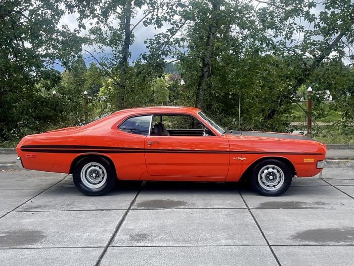 1972 Dodge Demon 340 4-Speed