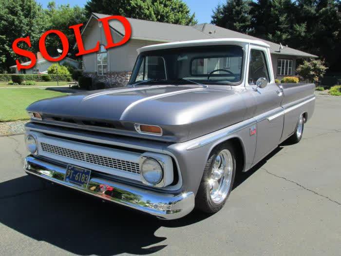 1966 Chevrolet C10 Pickup <font color=red>*SOLD*</font color>