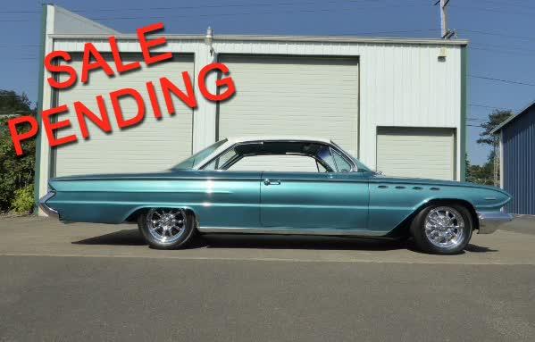 1961 Buick Electra 2 Door Hardtop <font color=red>*SALE PENDING*</font color>