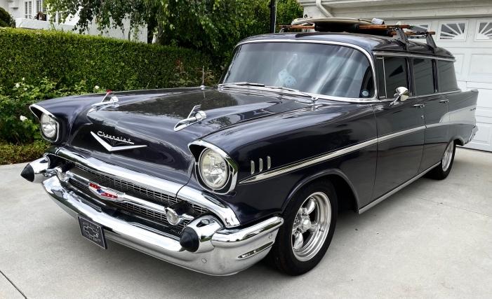 1957 Chevrolet 210 4 Door Wagon